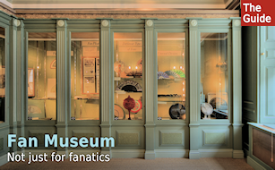 Fan Museum - not just for fanatics