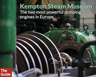 Kempton Steam Museum – The two most powerful pumping engines in Europe