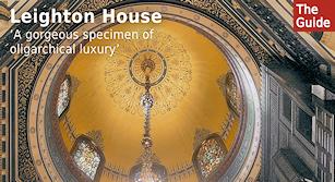 Leighton House - 'A gorgeous specimen of oligarchical luxury'