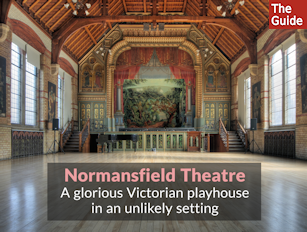 Normansfield theatre – A glorious Victorian playhouse in an unlikely setting