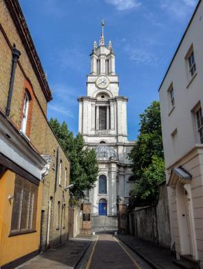 St Anne's Church*