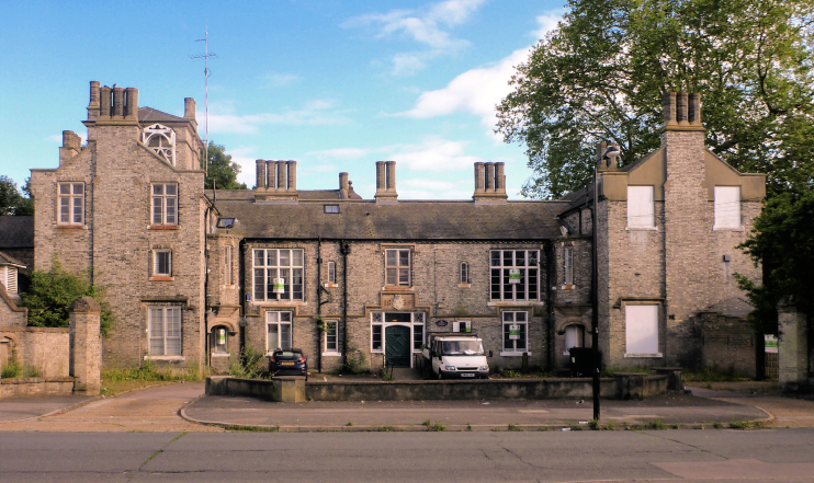 Friday Hill House - PeterChingfordHistory99