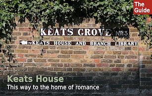 This way to the home of romance