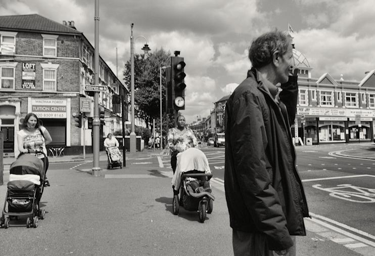 Hoe Street, June 2013