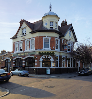 Turks Head public house and comedy club