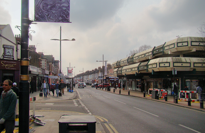 View south along Green Street - geograph-3906224-by-Robert-Lamb