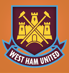 WHU crest with Boleyn Castle