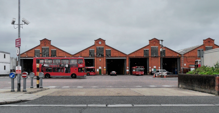 Fulwell bus depot - geograph-3235639-by-nick-macneill