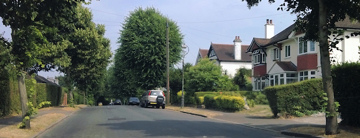 Highfield Road - geograph-3567506-by-Christopher-Hilton