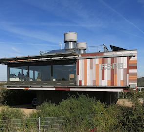 Rainham Marshes visitor centre