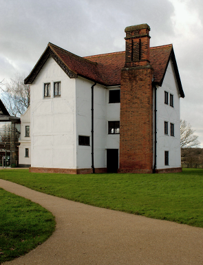 Queen Elizabeth's Hunting Lodge