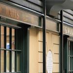 Batemans Buildings - John Watts and G. Woodward's fake shops