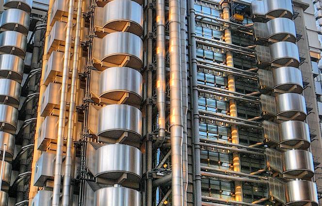 Lloyds building exterior