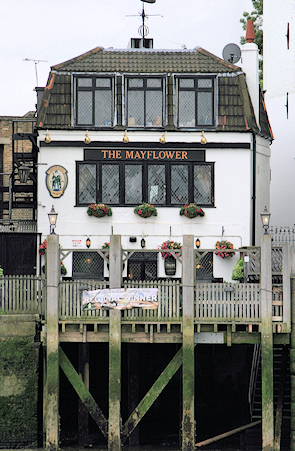 Mayflower - Rotherhithe