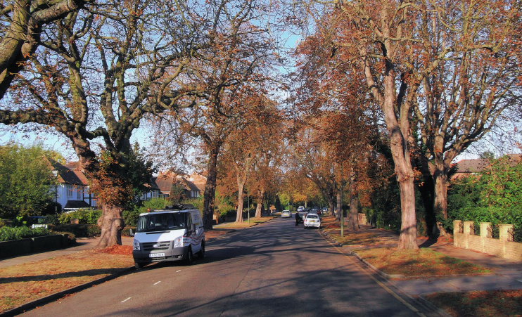 geograph-2652227-by-David-Anstiss - Park Road - Copers Cope