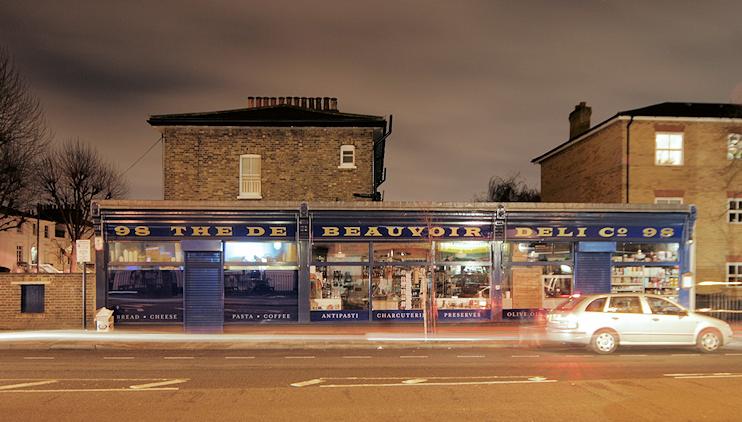 De Beauvoir Deli Company, 98 Southgate Road, London N1