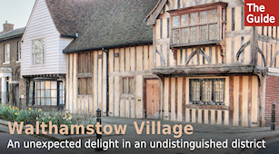 Walthamstow Village - an unexpected delight in an undistinguished district