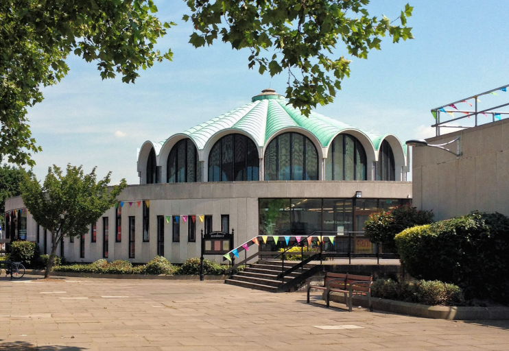 Fullwell Cross library