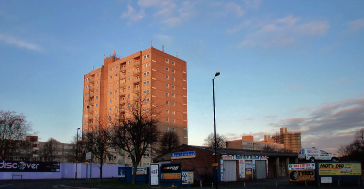 geograph-2729880-by-Christine-Matthews - Tower Block - Station Road - London N11