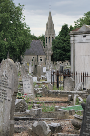 Walthamstow Cemetery and chapel