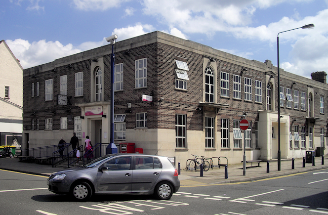 Public Library Welling