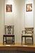 Geffrye Museum chairs