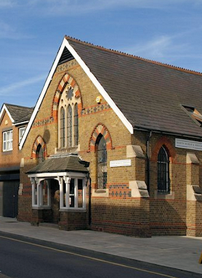 The Old Chapel House