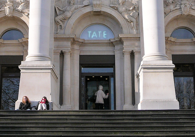 Tate Britain - copyright Hidden London