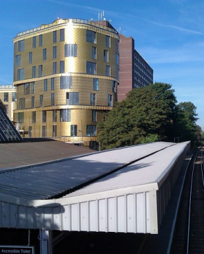 The Fold, seen from Sidcup station