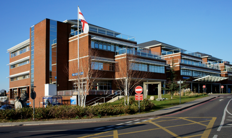 St Georges Hospital - Tooting - geograph-2829072-by-Peter-Trimming