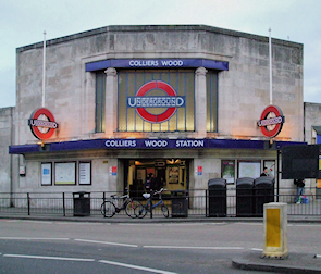 Colliers Wood station