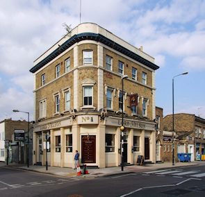 The Lord Nelson, 1 Manchester Road