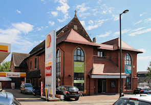 St James, New Barnet