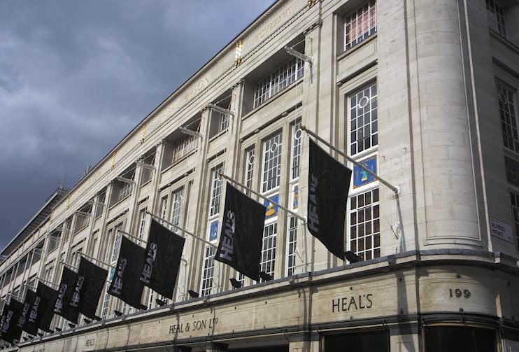Tottenham court road hidden london for Furniture tottenham court road