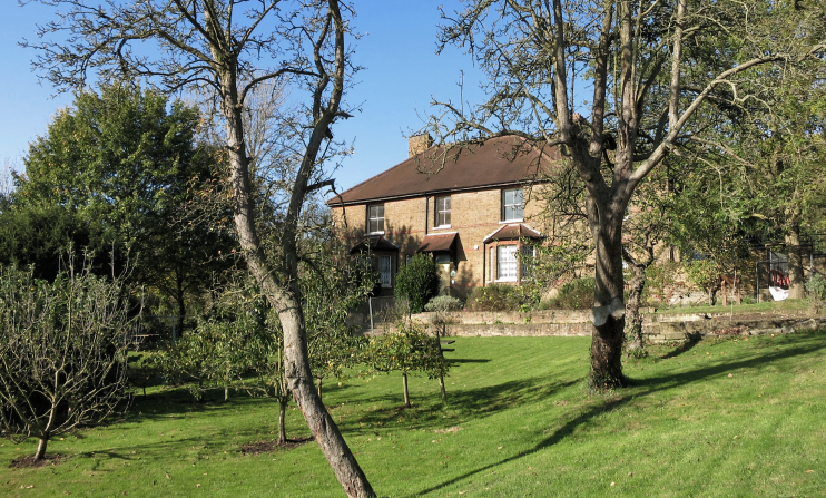 Horsenden Farm House - geograph-4236582-by-Des-Blenkinsopp
