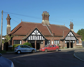Ann Crowe's almshouses