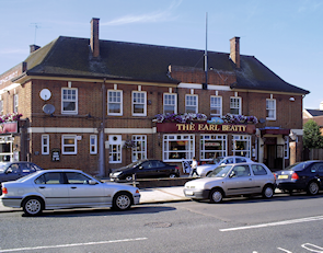 The Earl Beatty public house