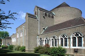 St Anselm, Uppingham Avenue