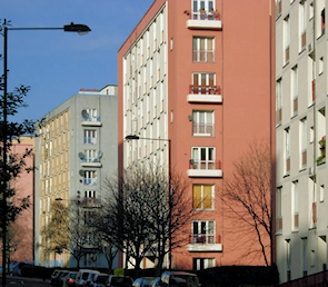 Stanhope Street, Regent's Park estate