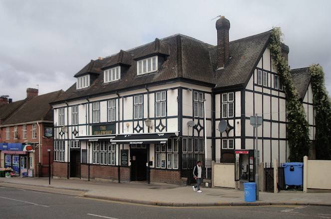 The Fellowship public house - Bellingham - geograph-2017419-by-Stacey-Harris
