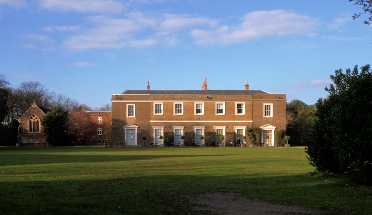 Fulham Palace, winter 2014