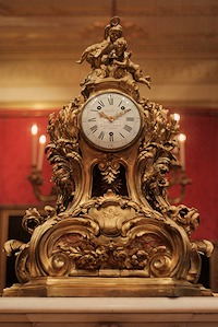 The Stollewerck Carillon Clock, 1763