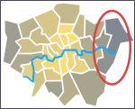 Outer east and south-east London