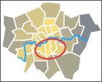 Inner south circled