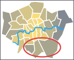Outer south London