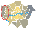 Outer west London
