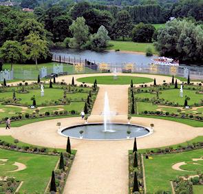 Formal Garden, Hampton Court Palace