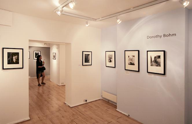 Ben Uri Gallery - basement