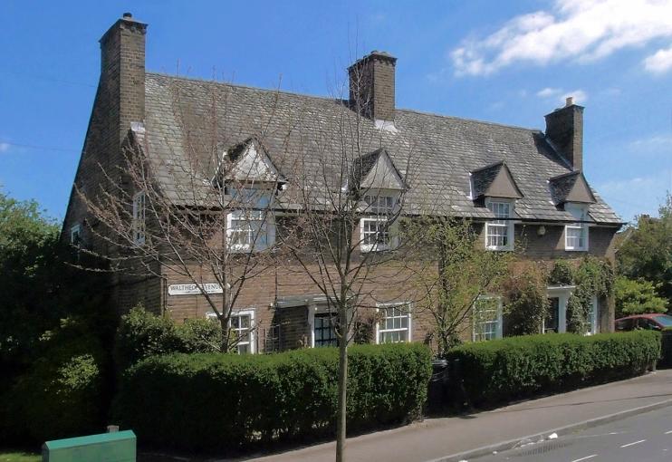 Waltheof Avenue - Tower Gardens estate