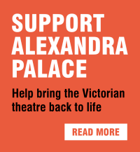read more about supporting Alexandra Palace